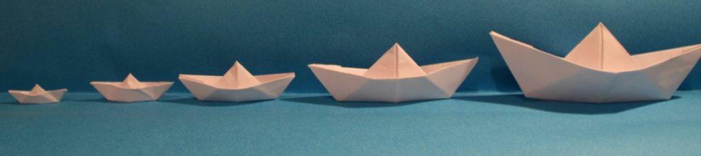 origami, arte, arte terapia, viaggio interiore