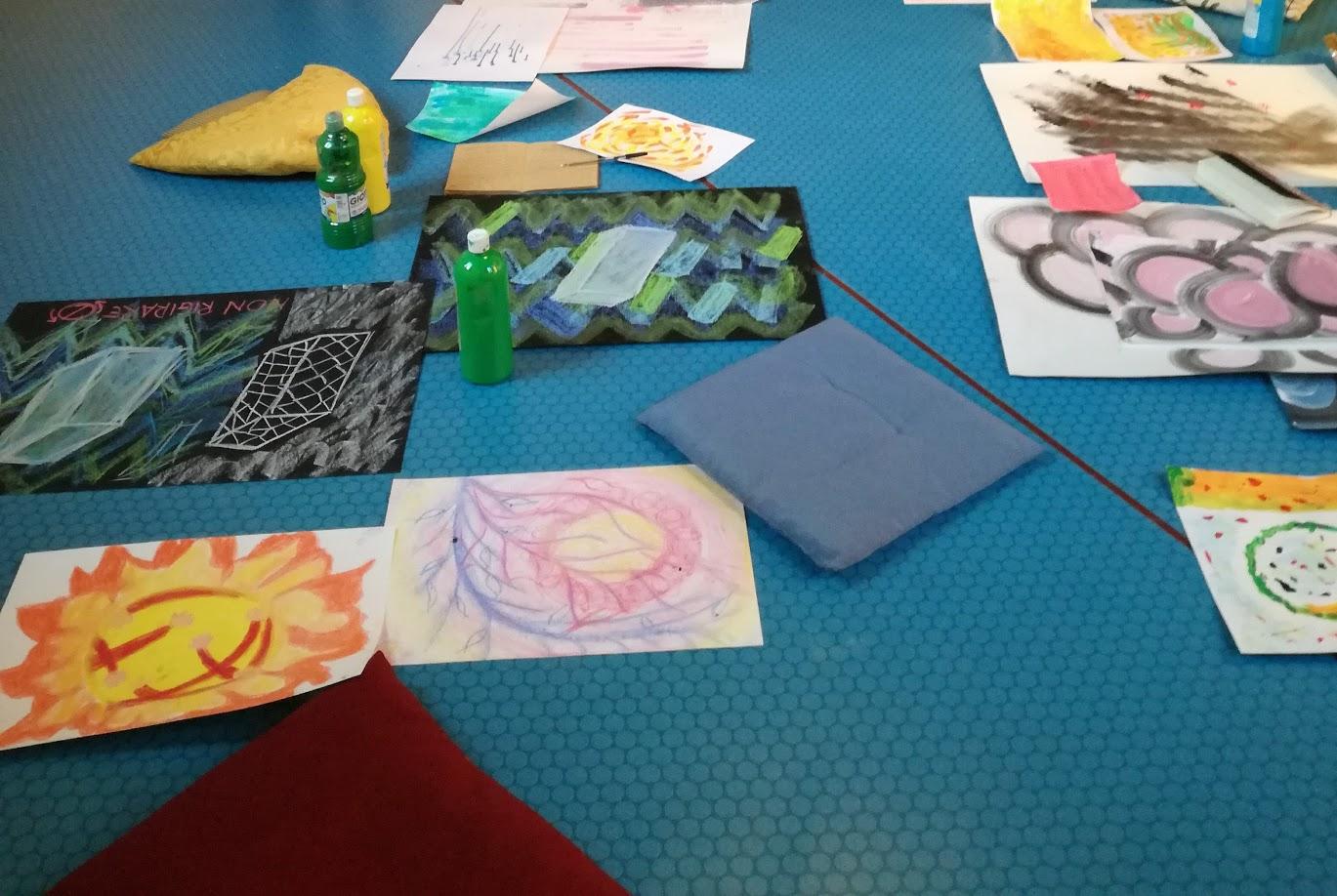 immagini, arte, formazione