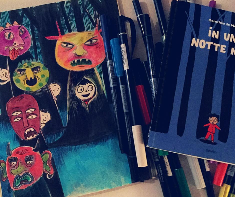 arte terapia, emozioni, bambini