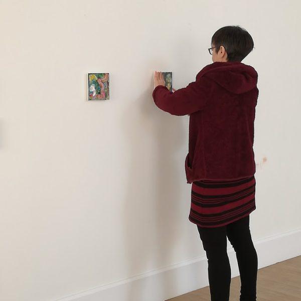 Mostra, artista, evento