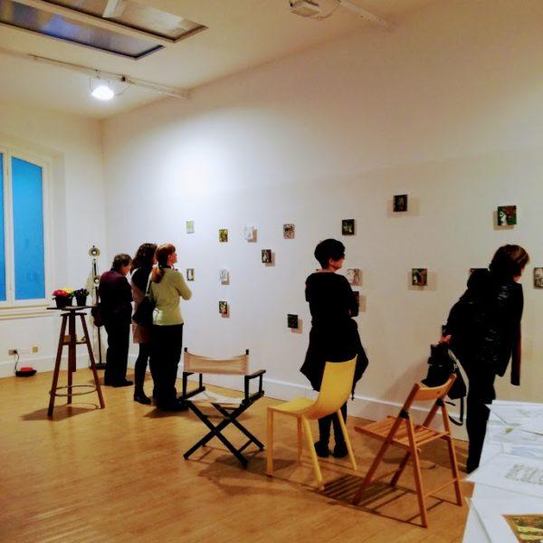 artista, evento, mostra